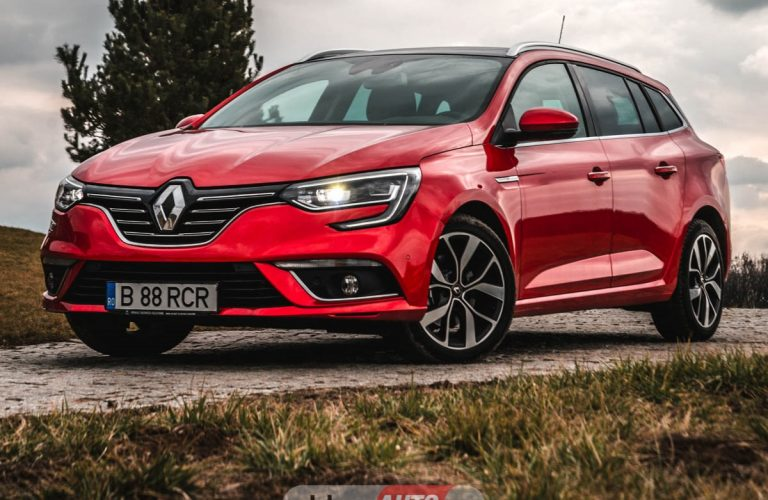Test Drive Renault Megane 1.7 dCi Estate 2020 [VIDEO]