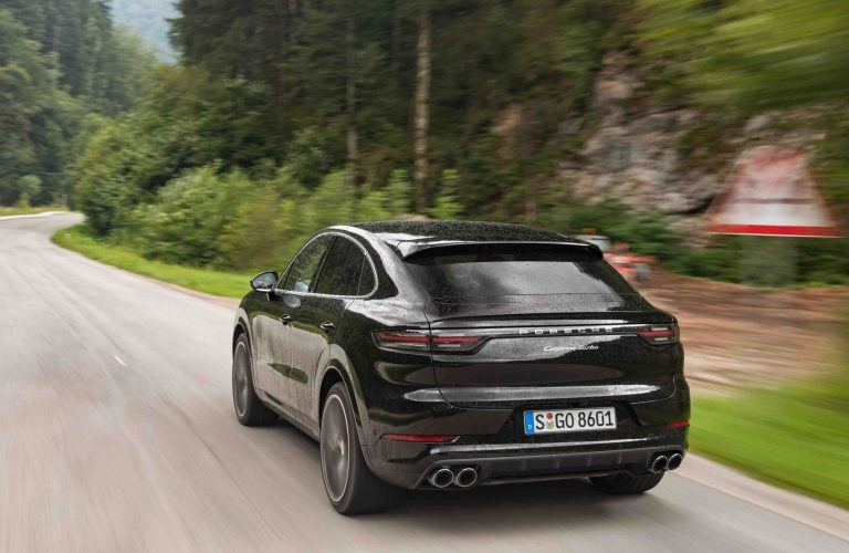 Test Drive Porsche Cayenne Coupe Turbo 2019 [VIDEO]