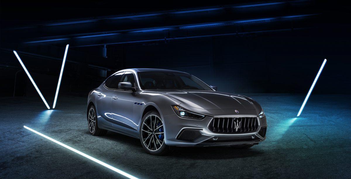 Noul Ghibli Hibrid: primul vehicul electric  din istoria Maserati