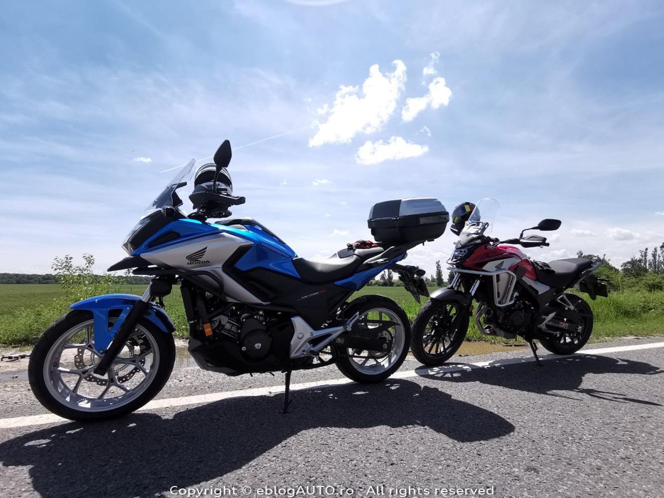Test ride HONDA CB500X & NC750X 2019 [VIDEO]