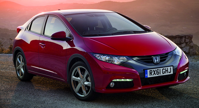 Noul Civic in Test-Drive