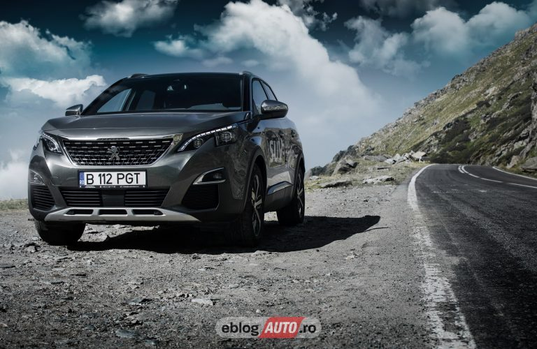 Test Drive Peugeot 3008 2.0 BLUEHDI AT6 GT 2017 [UPDATE REVIEW]