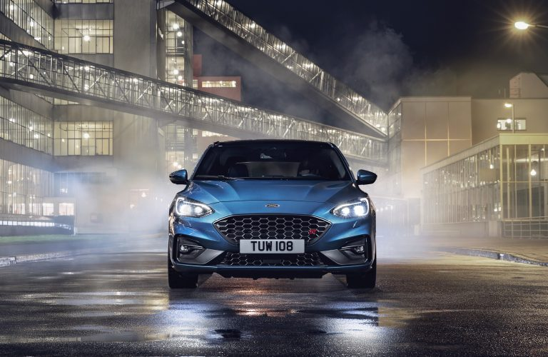 Noul Ford Focus ST, primele informații oficiale