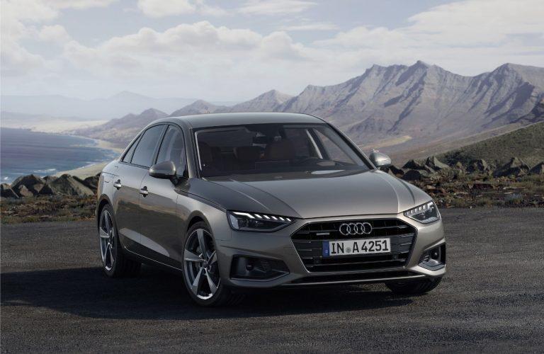 Facelift pentru Audi A4 și motorizări mild-hybrid