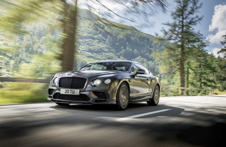 Bentley Continental Supersports – cel mai rapid automobil cu 4 locuri din lume