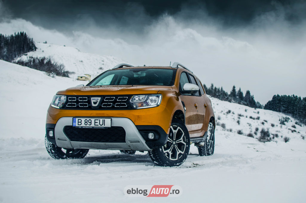test drive dacia duster 2018 eblogauto. Black Bedroom Furniture Sets. Home Design Ideas