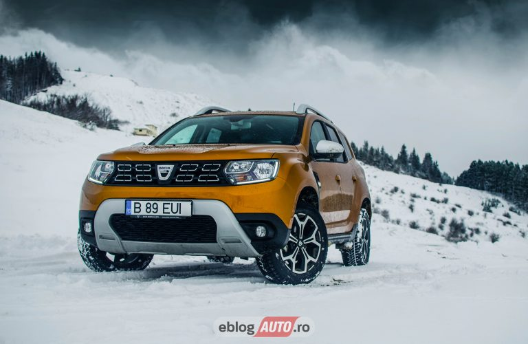 Test Drive Dacia Duster 1.5 dCi 110 CP AWD MT 2018 [VIDEO REVIEW]