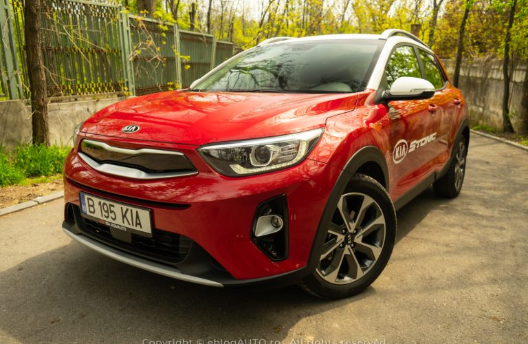 Test Drive Kia Stonic 1.0 120 CP 7DCT 2019 [VIDEO]