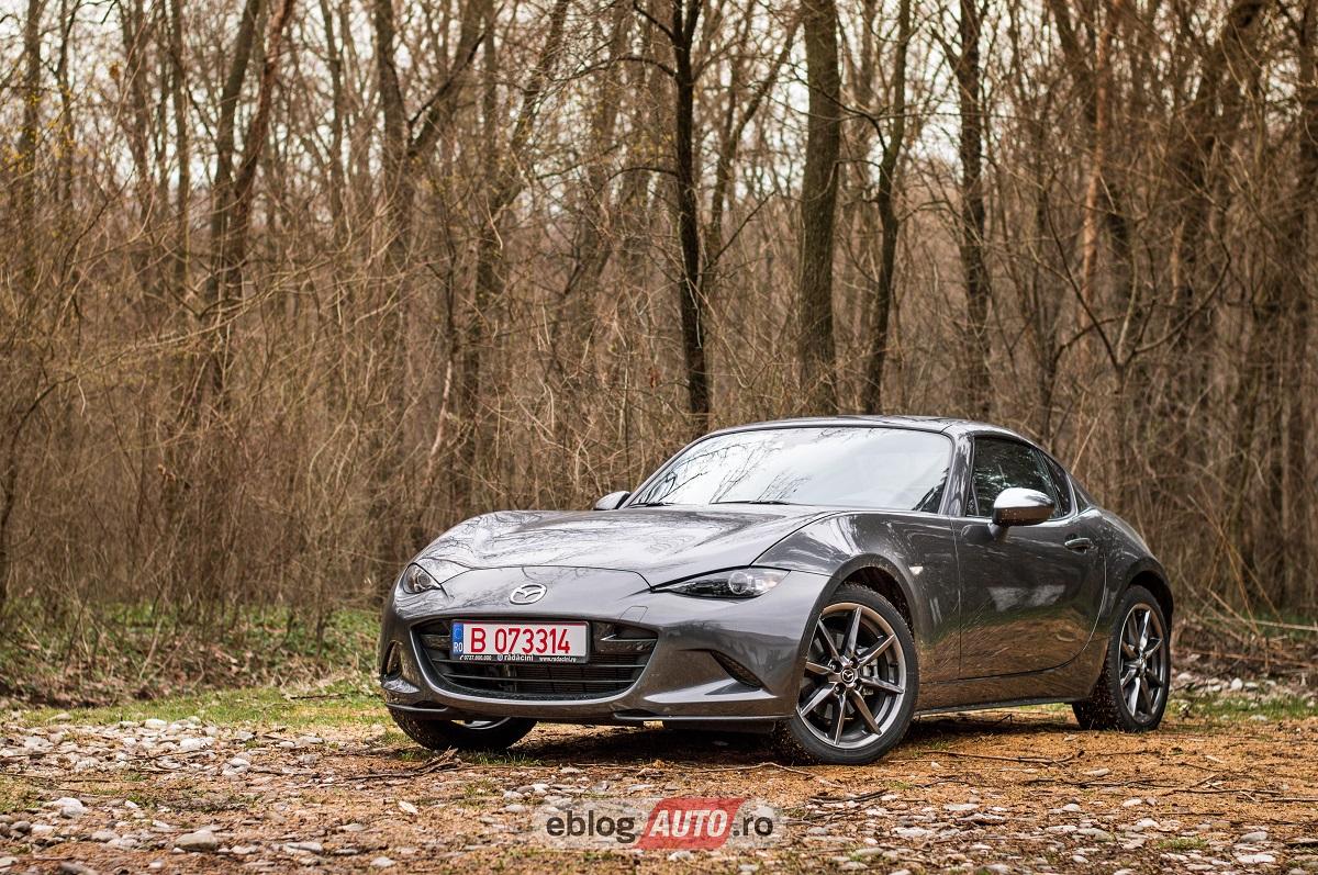 Vanzarile Mazda Romania au crescut cu 17% in primele trei luni