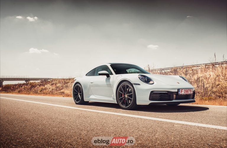 Test Drive Porsche 911 Carrera S Coupe 2019 [VIDEO]
