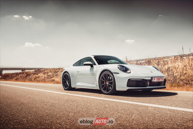Test Drive Porsche 911 Carrera S Coupe 2019 [VIDEO]