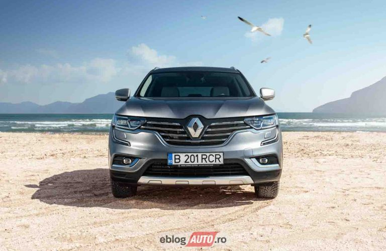 Test Drive Renault Koleos MY2018 [VIDEO]