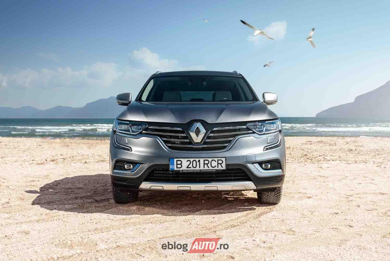 Test Drive Renault Koleos MY2018 [VIDEO]