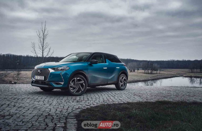 Test Drive DS 3 Crossback Grand Chic 1.2 Puretech EAT8 2020 [VIDEO]
