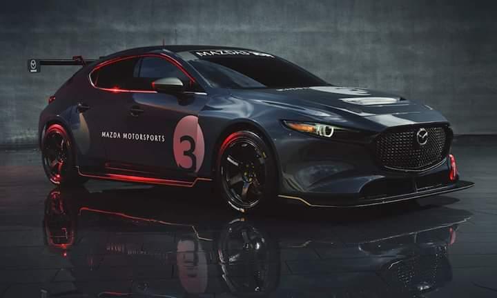 Mazda 3 intră in lumea curselor TCR