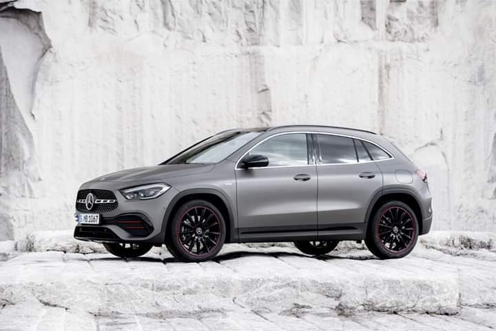 O nouă generație pentru Mercedes Benz GLA