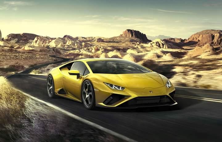 Lamborghini Huracan EVO primește o versiune cu tracțiune spate