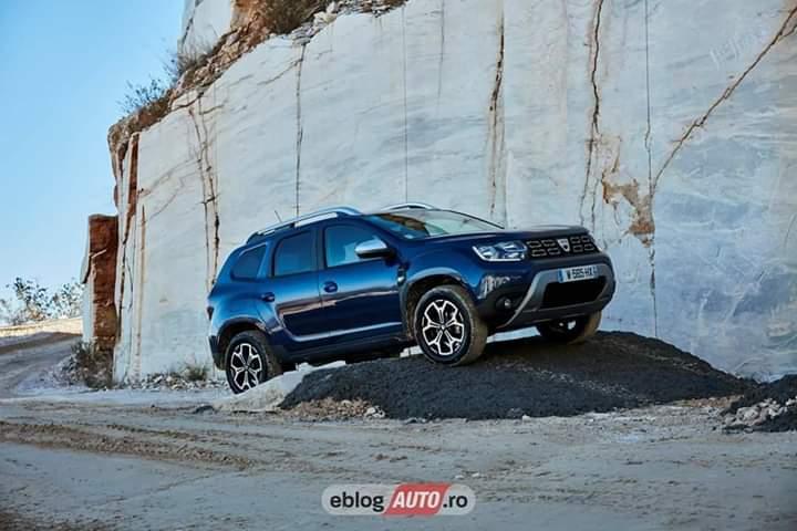 Dacia Duster primește o versiune pe GPL