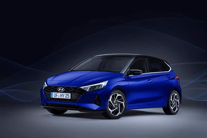Hyundai prezintă noua generație i20