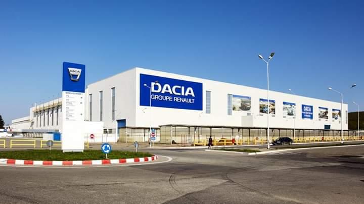 Dacia și Ford își vor relua producția din Mai