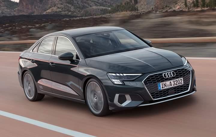 O nouă generație pentru Audi A3 Sedan
