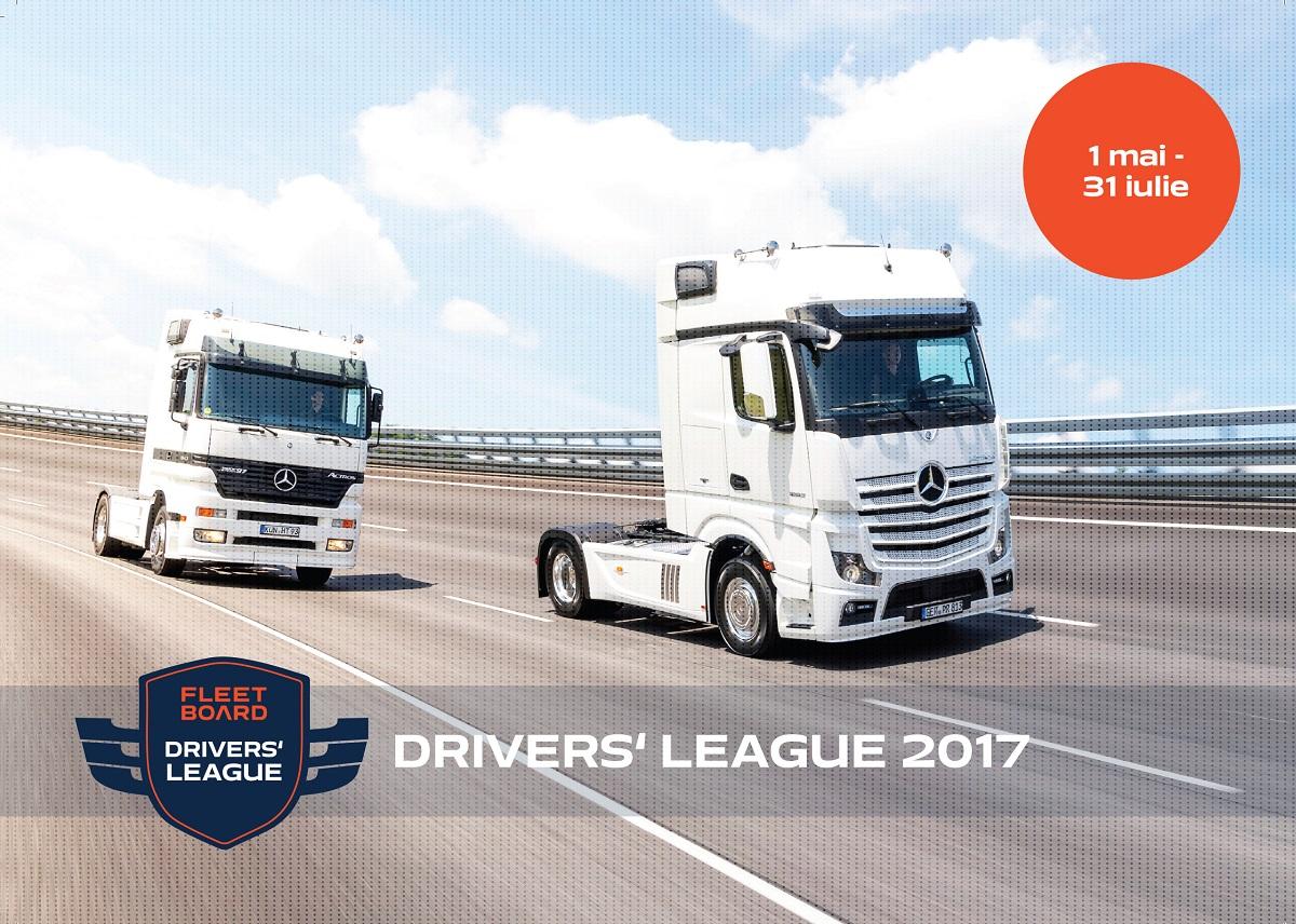 FleetBoard Drivers' League 2017