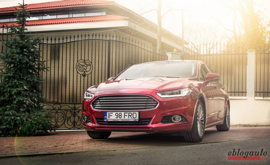 Test Drive Ford Mondeo Titanium AWD 2.0 TDCi 150 CP REVIEW & VIDEO