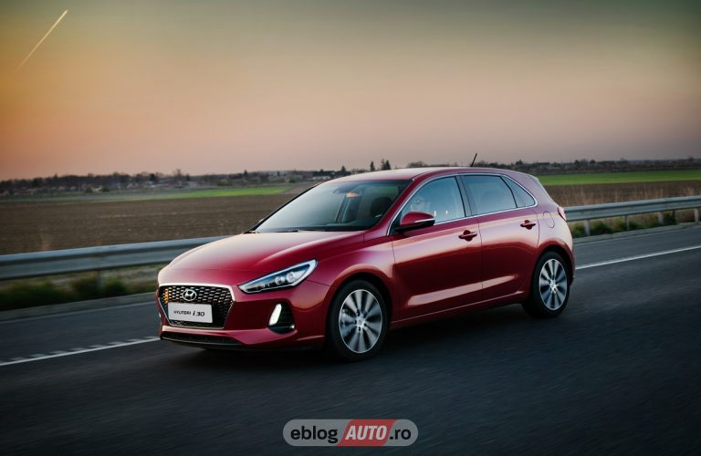 Test Drive Hyundai i30 1.4T-GDi 140CP 7DCT 2017 [Video Review]