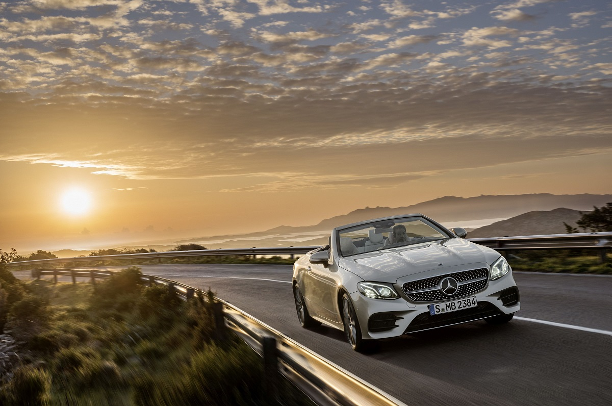 Afla preturile pentru noul Mercedes-Benz E Cabrio