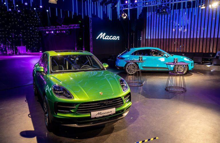 Noul Porsche Macan s-a lansat si in Romania
