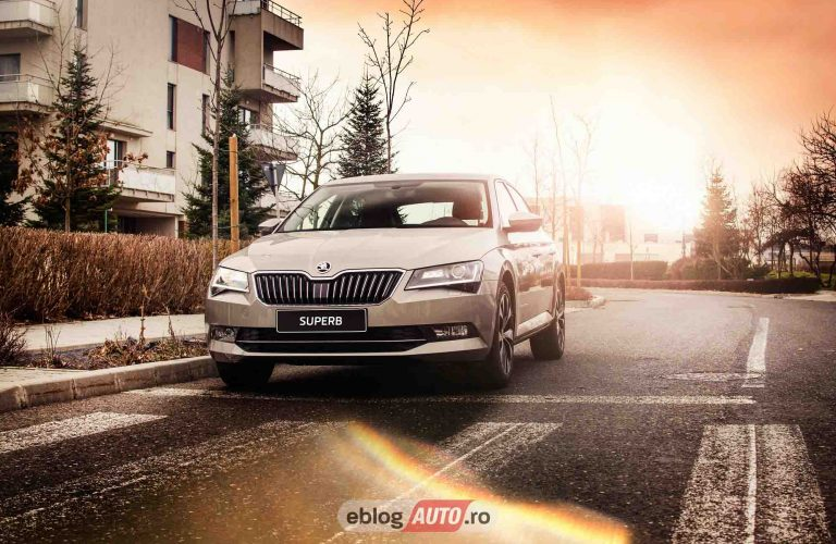 Test Drive Skoda Superb 2.0 TDI DSG 2018 [VIDEO REVIEW]