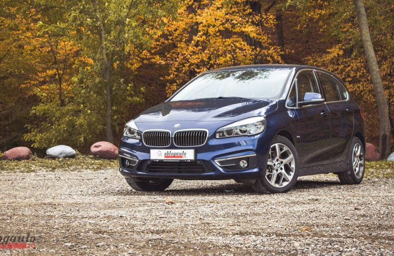 Test Drive BMW 216d / Seria 2 Active Tourer [Review&Video]