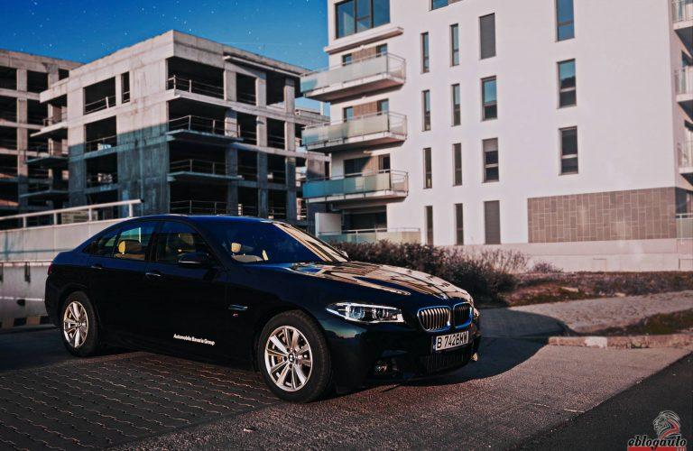 Test Drive BMW 525d xDrive