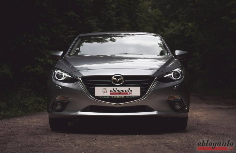 Test Drive Mazda 3 Takumi G120 MT6 REVIEW & VIDEO
