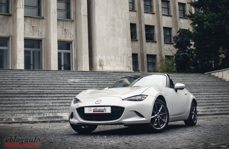 Test Drive Mazda MX5 Miata 2016 [Review & Video]
