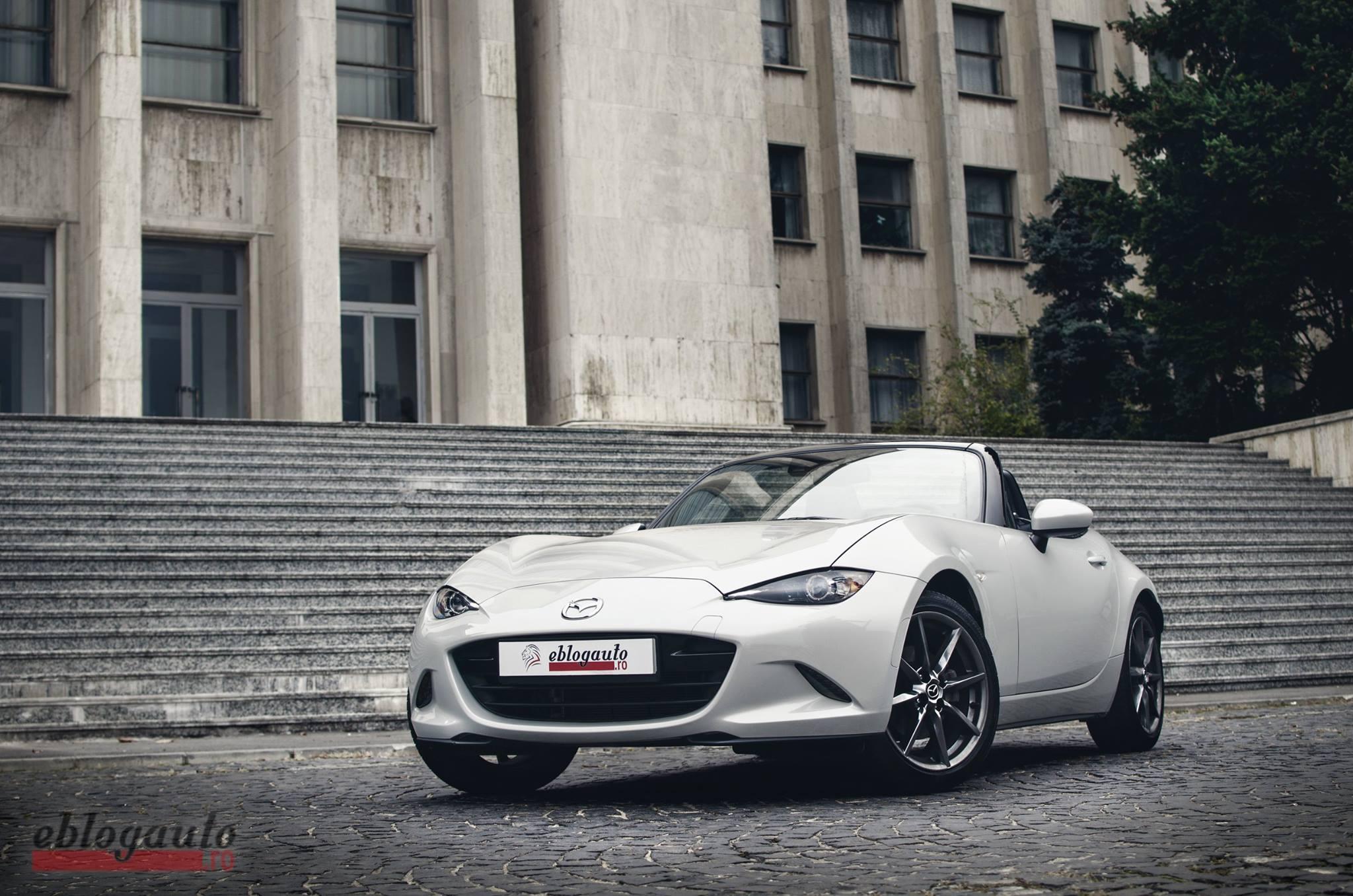 Test Drive Mazda MX5 Miata 2016 [Review & Video]