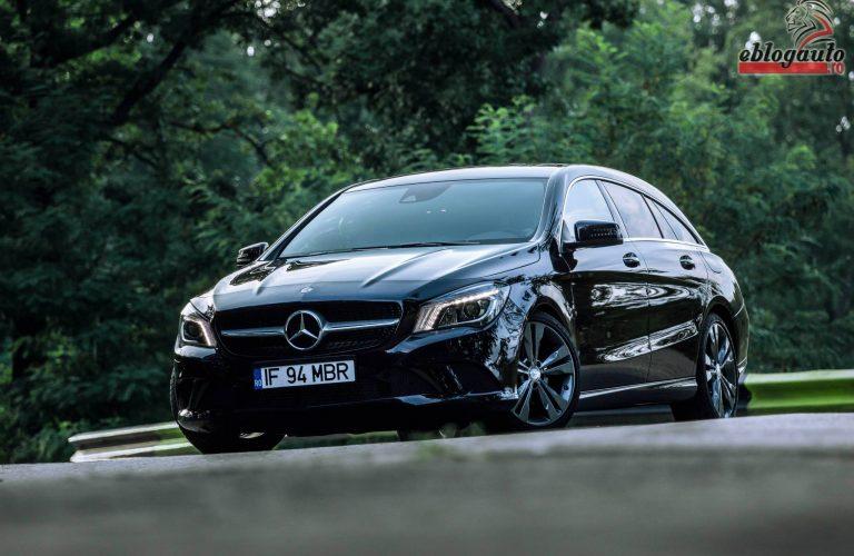 Test Drive Mercedes-Benz CLA 220 CDI Shooting Brake