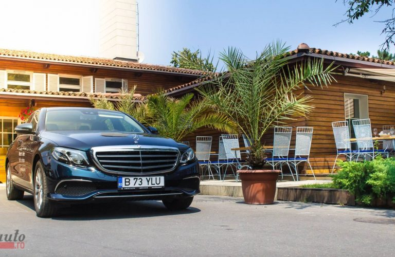 Test Drive Mercedes-Benz Clasa E 220d 9G 2016 [REVIEW & VIDEO]
