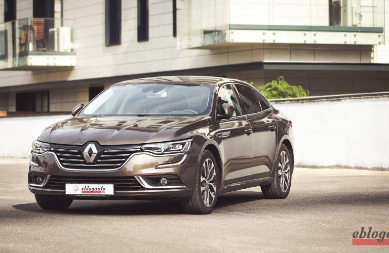 Test Drive Renault Talisman 1.6 200 CP EDC  REVIEW & VIDEO