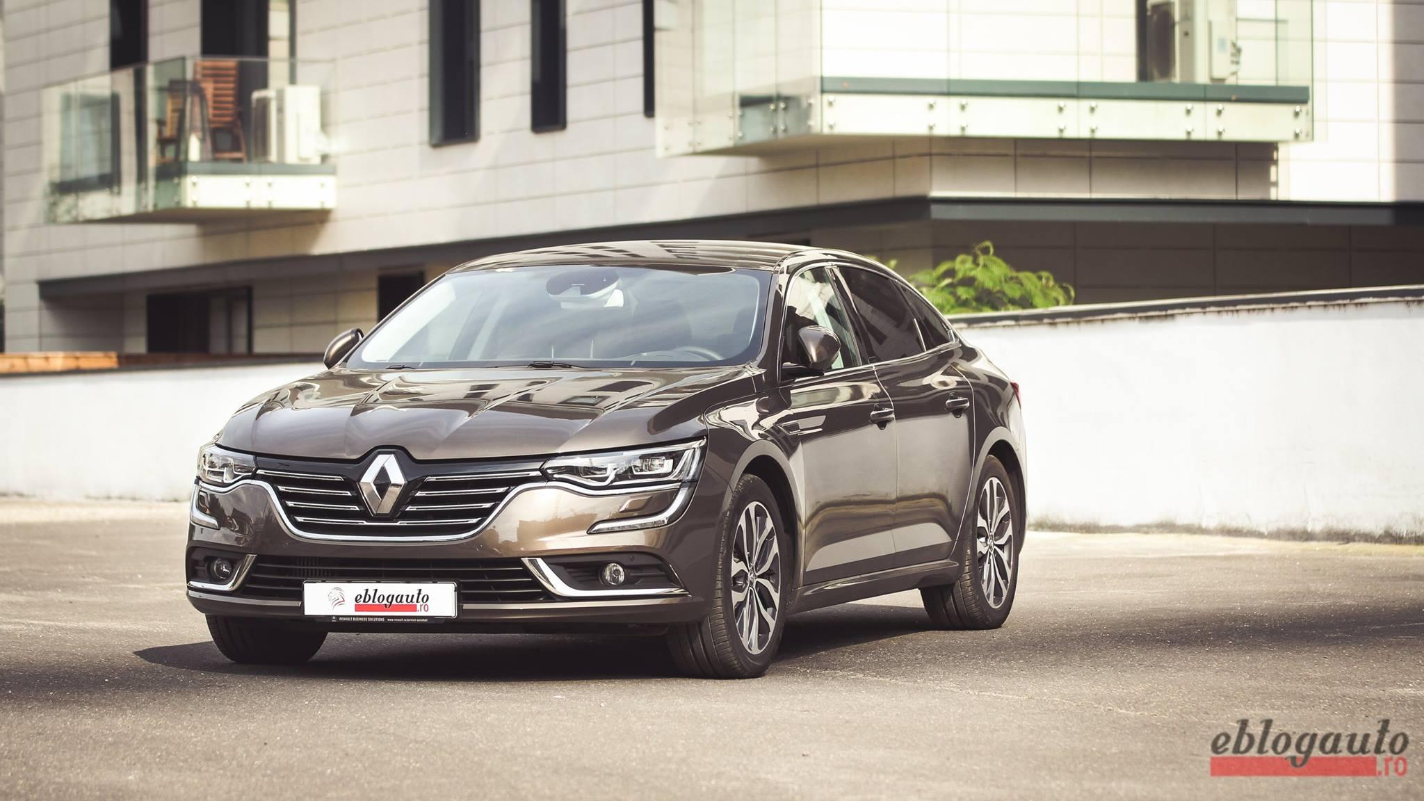 Test Drive Renault Talisman 1.6 200 CP EDC  REVIEW & VIDEO