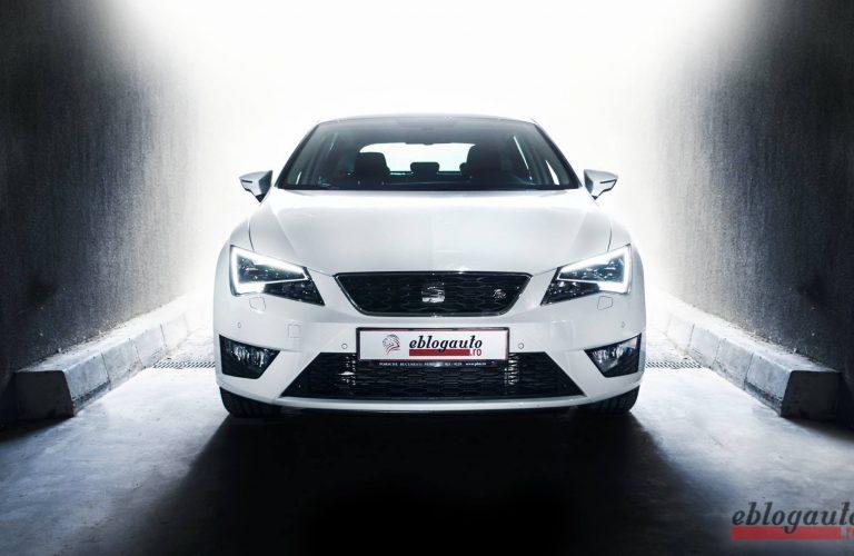 Test Drive Seat Leon FR 1.8 TSI REVIEW & VIDEO