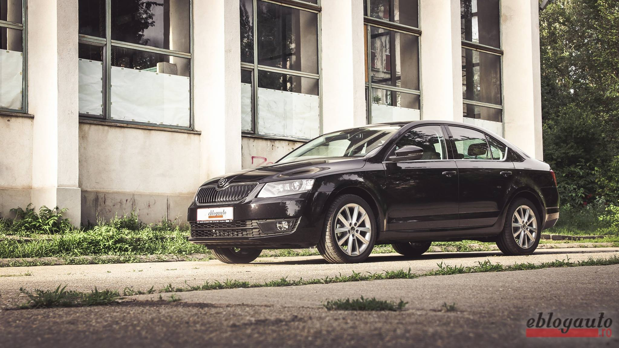 Test Drive Skoda Octavia 1.6 Style 110 CP MT5 2016  REVIEW & VIDEO