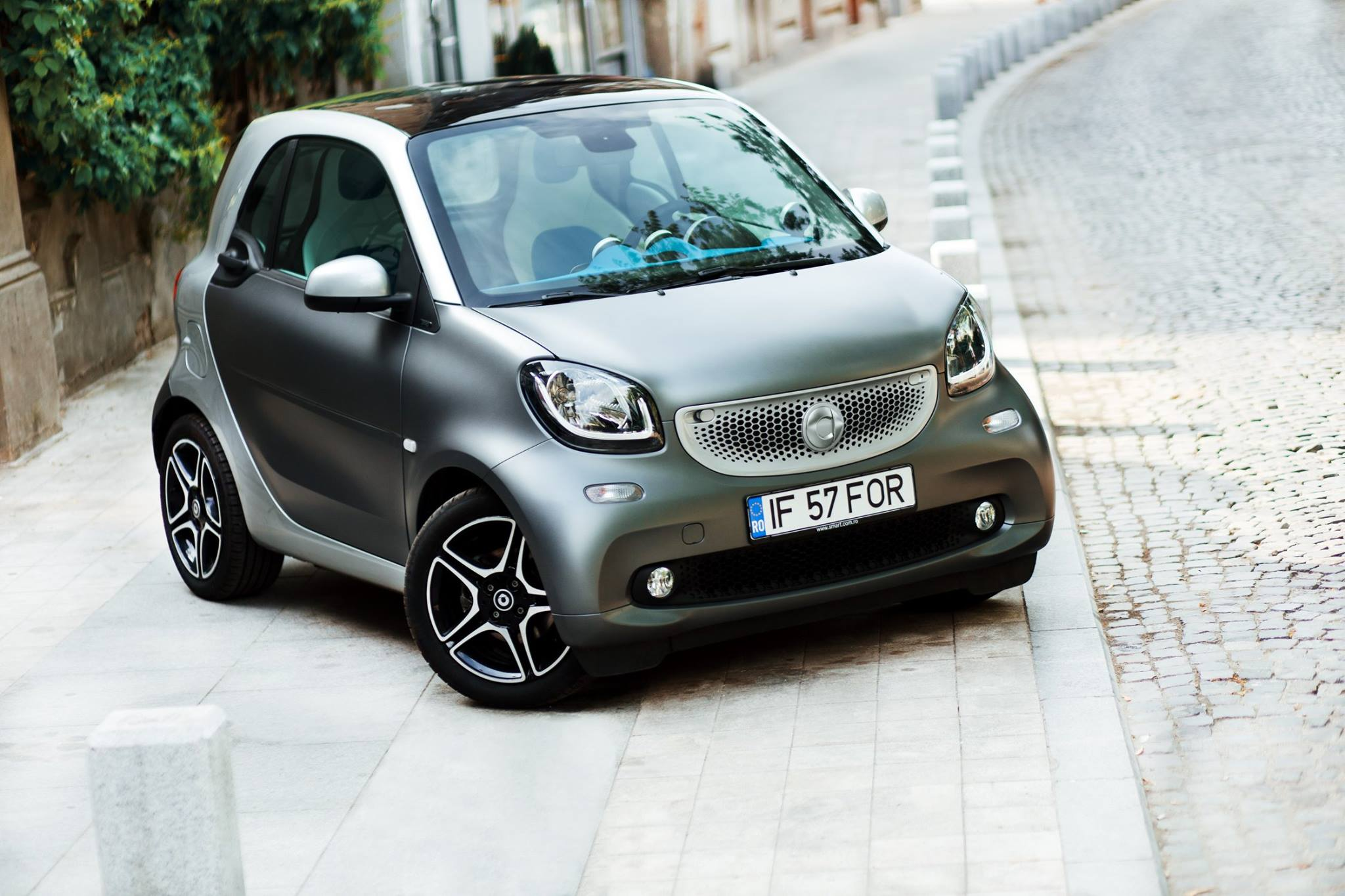 Test Drive Smart ForTwo 2015 [REVIEW & VIDEO]