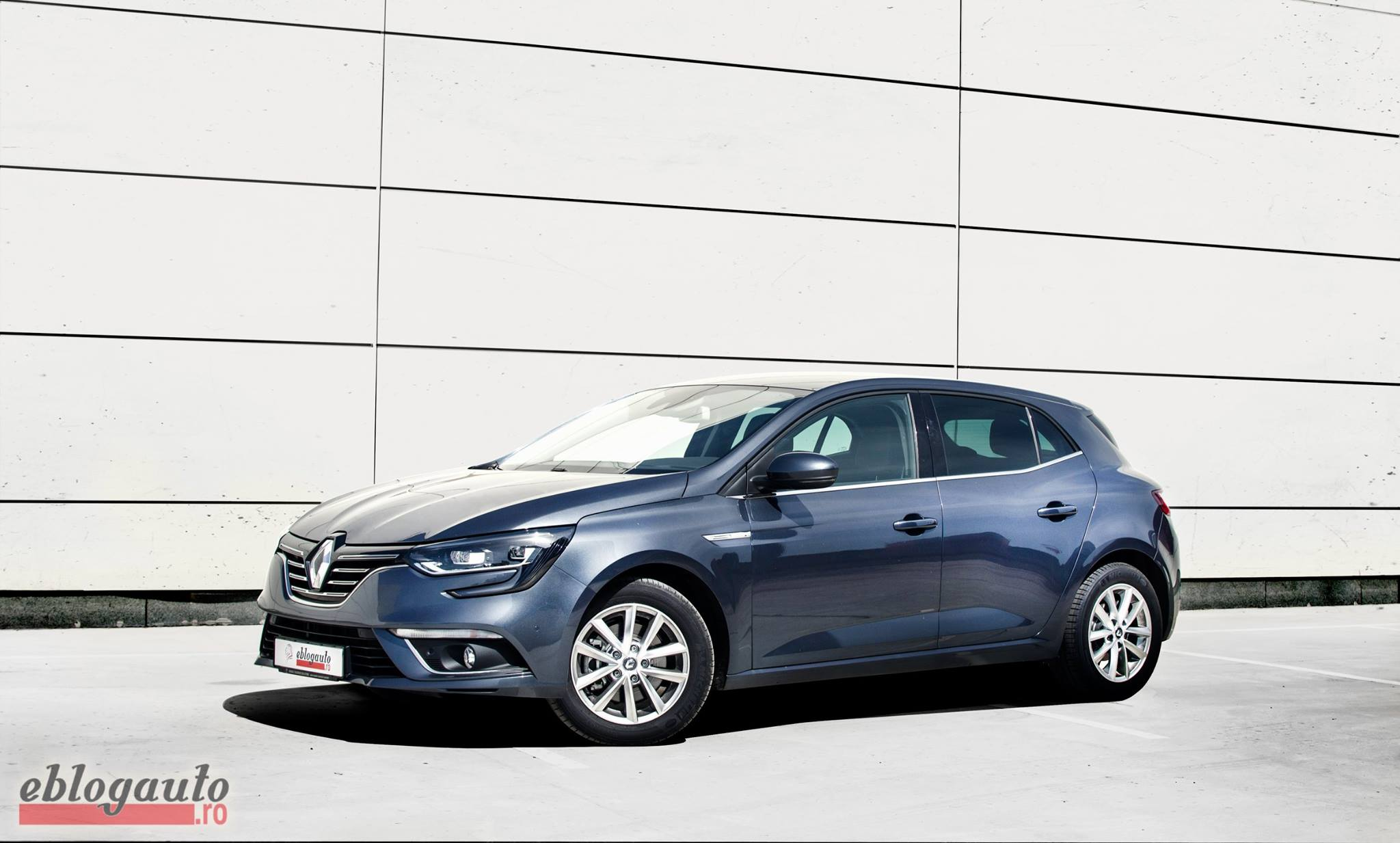 Test Renault Megane 4 1.6 dci 130 CP REVIEW & VIDEO