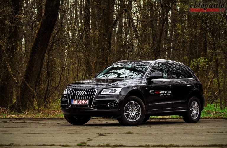 Test drive Audi Q5 2.0TDI Quattro S-Line DSG REVIEW & VIDEO