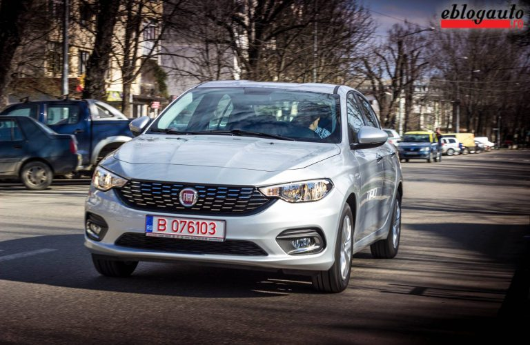 Test Drive Fiat Tipo 1.4 95 CP