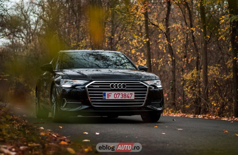 Test Drive Audi A6 Sport 50 TDI TT8 2018 [VIDEO]