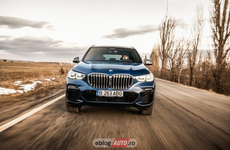 Test Drive cu noul BMW X5 oferit de Automobile Bavaria Group 2019 [VIDEO]