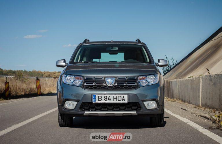 Test Drive Dacia Logan MCV Stepway 2018 [VIDEO]