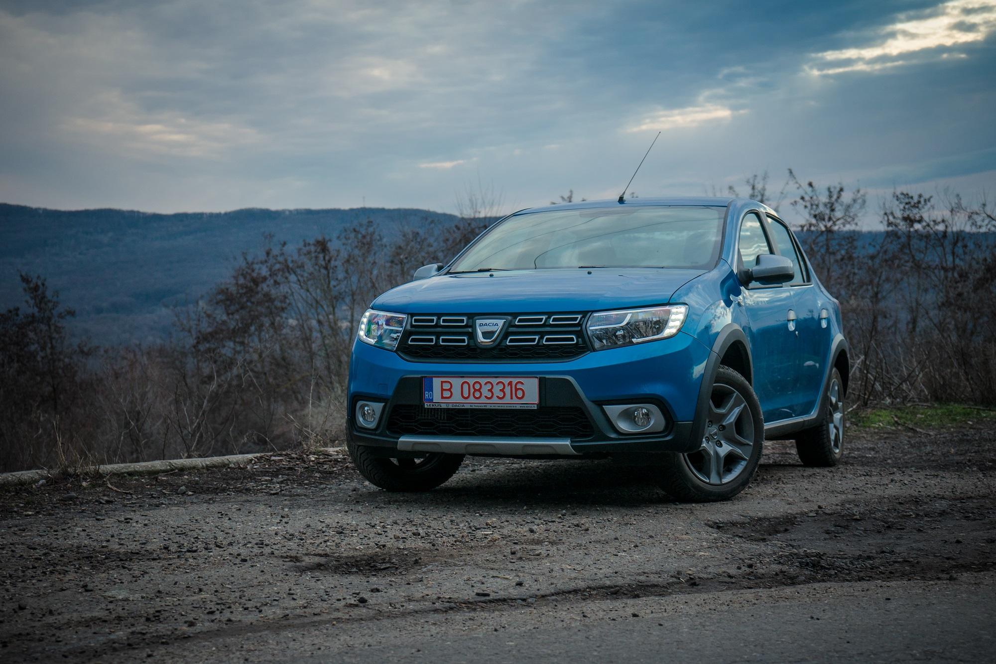 Test Drive Dacia Logan Stepway TCe 90 2020 [VIDEO]